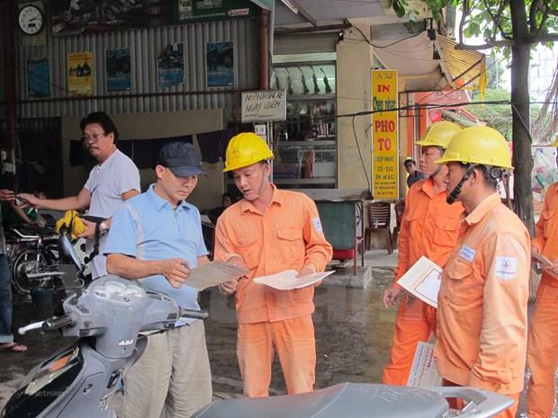 Proponen reducir tarifa de electricidad en Vietnam por tres meses hinh anh 1