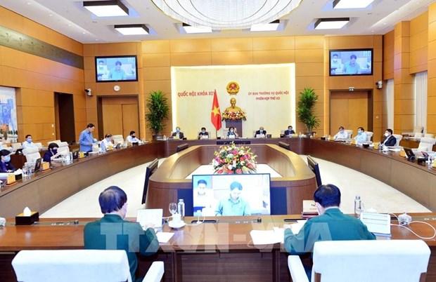 Parlamento de Vietnam considerara la ratificacion del EVFTA a mediados de abril hinh anh 1