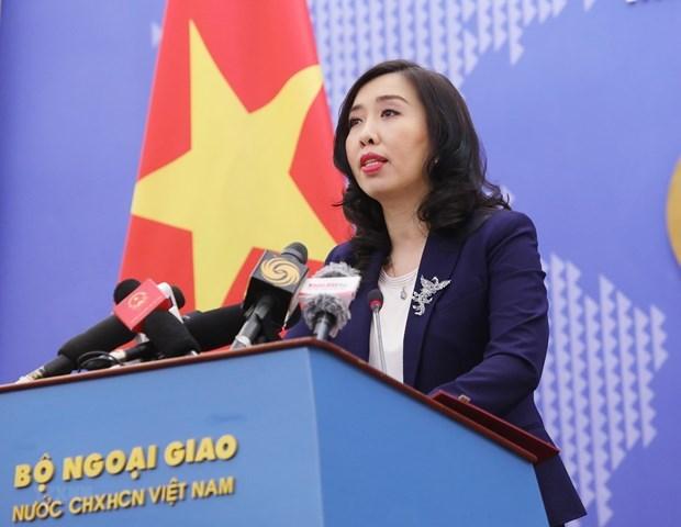 Apoya Vietnam labores de proteccion ciudadana de representaciones extranjeras hinh anh 1