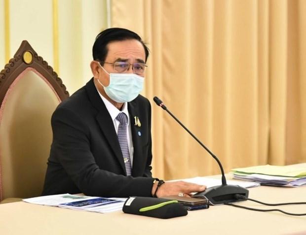 Tailandia impone toque de queda a nivel nacional debido al COVID-19 hinh anh 1