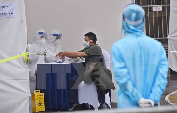 Vietnam suma 237 casos de COVID-19 y 85 recuperados hinh anh 1