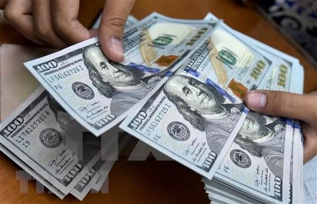 Indonesia discute intercambio de divisas con Estados Unidos, China y Australia hinh anh 1