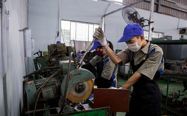 Produccion industrial de Vietnam crecio 5,28 por ciento en primer trimestre de 2020 hinh anh 1