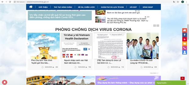 Turismo de Ciudad Ho Chi Minh refuerza medidas contra COVID-19 hinh anh 1