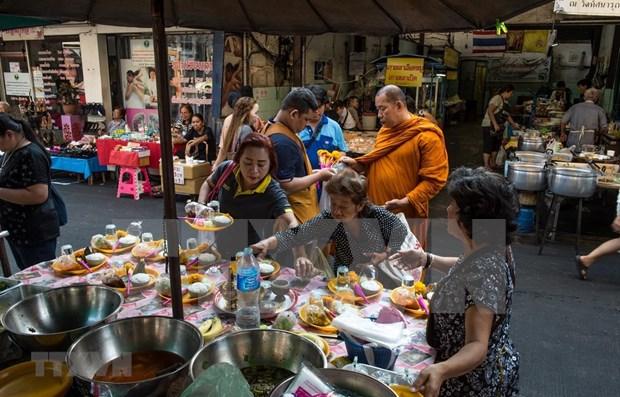 Banco asiatico preve contraccion de economia tailandesa en 2020 hinh anh 1