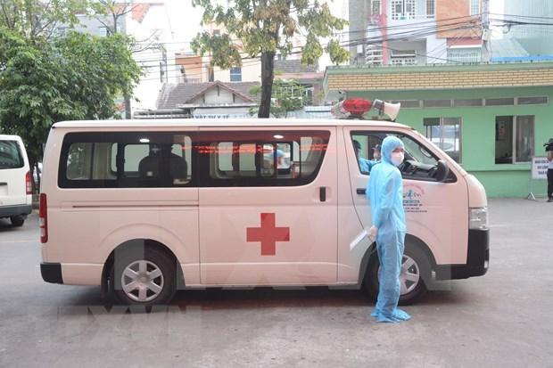 Disminuyen nuevos casos de coronavirus en Vietnam hinh anh 1