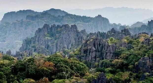 Vietnam apoya a Laos para lograr reconocimiento de reserva natural como Patrimonio de la Humanidad hinh anh 1