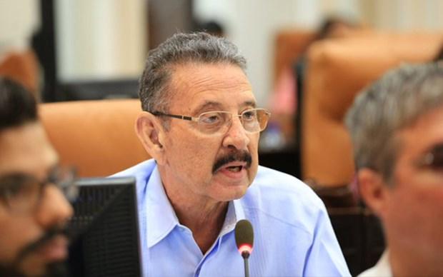 Vietnam expresa condolencias al FSLN por fallecimiento de Jacinto Suarez hinh anh 1