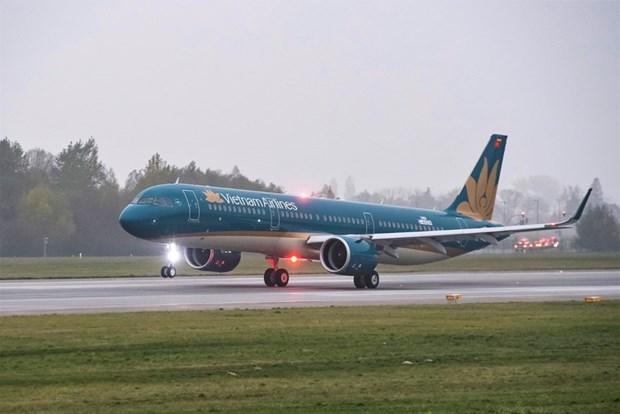 Vietnam Airlines limita cantidad de pasajeros por vuelo a Ciudad Ho Chi Minh hinh anh 1