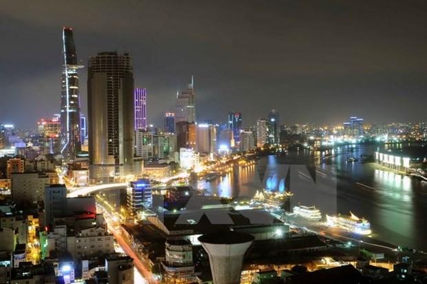 Reporta Ciudad Ho Chi Minh modesto crecimiento economico en primer trimestre hinh anh 1