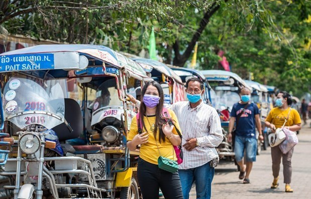 Laos registra otro caso de coronavirus hinh anh 1