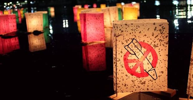 Hanoi recolecta firmas en apoyo a la abolicion de las armas nucleares hinh anh 1