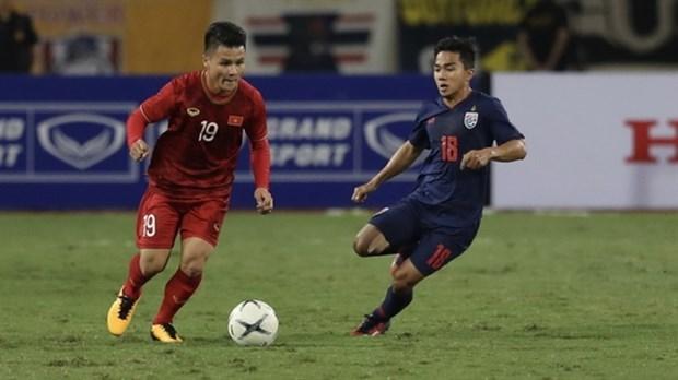 Futbolista vietnamita se incorpora a lucha contra el COVID-19 hinh anh 1