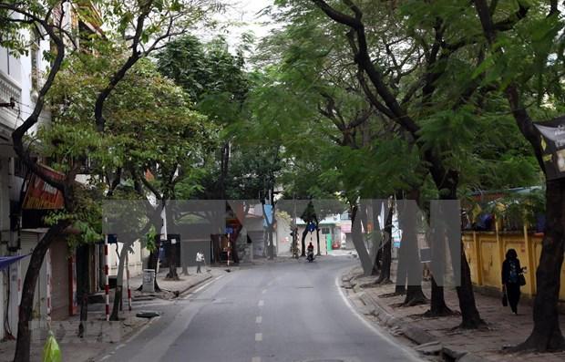 Registran mejor calidad de aire en ciudades vietnamitas hinh anh 1