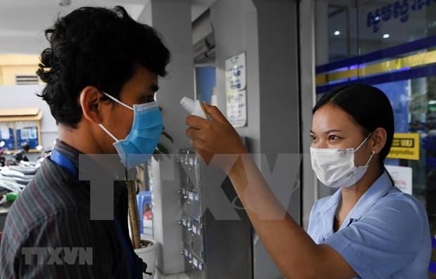 Precios de articulos medicos se disparan en Camboya hinh anh 1