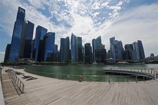 Registra Singapur mayor aumento diario de contagios por COVID-19 hinh anh 1
