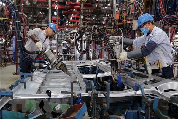 Empresas alemanas confian en recuperacion economica de Vietnam hinh anh 1