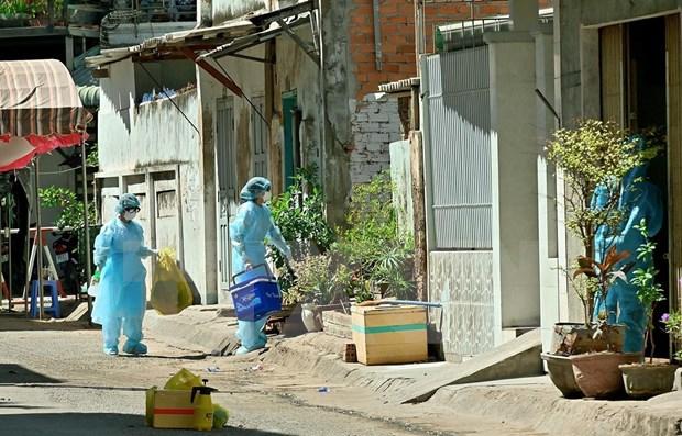 Vietnam contabiliza 249 casos de coronavirus hinh anh 1