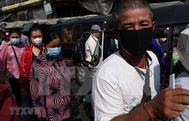 Camboya cancela festivales de Ano Nuevo hinh anh 1
