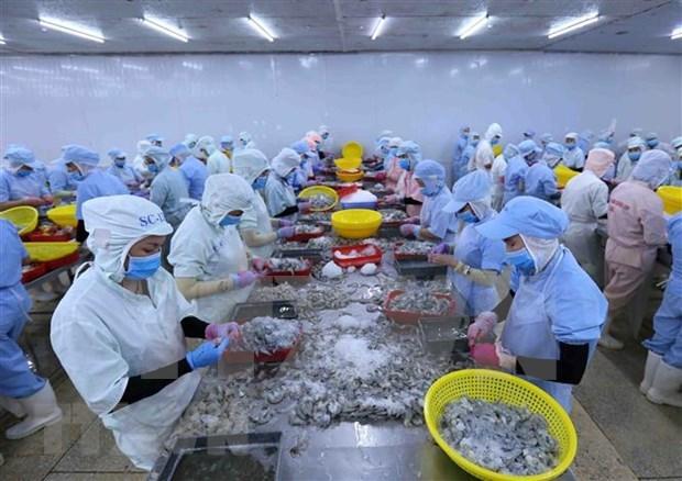 Crece valor de exportaciones de Vietnam en primer trimestre de 2020 hinh anh 1