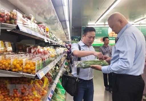 Vietnam sostiene exportaciones de productos agricolas a Singapur hinh anh 1