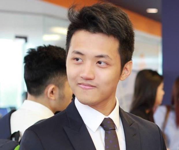 Tres empresarios vietnamitas entre los jovenes mas destacados de Asia hinh anh 1