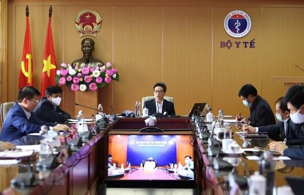 Vietnam mantiene estrecha vigilancia frente a COVID-19 hinh anh 1