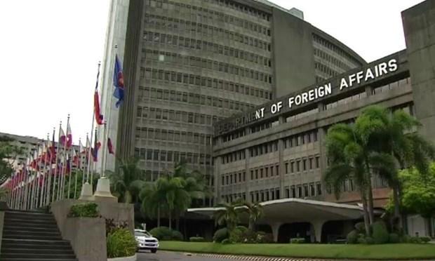 Filipinas preocupada por acciones intimidatorias de China en el Mar del Este hinh anh 1