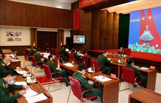 ASEAN evalua realizar un simulacro contra el COVID-19 hinh anh 1
