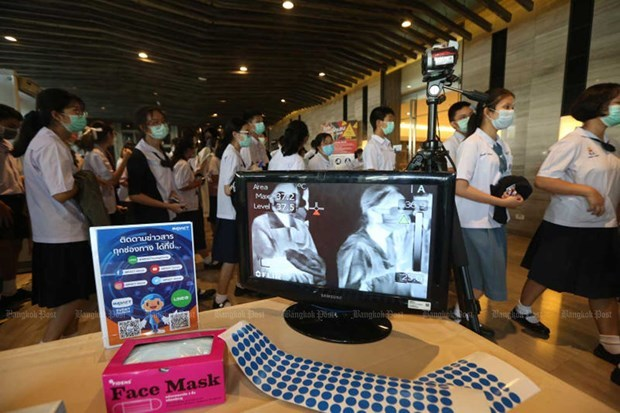Tailandia retrasa la reapertura de escuelas hasta julio hinh anh 1