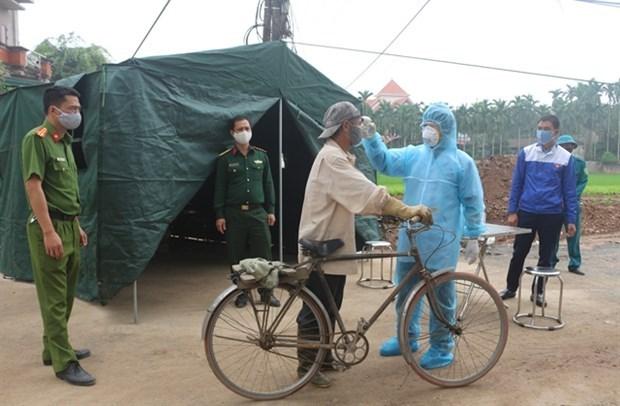 Reporta Vietnam cuatro casos nuevos de COVID-19 hinh anh 1