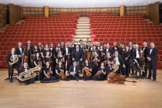 Orquesta Sinfonica del Sol suspende conciertos por el COVID-19 hinh anh 1