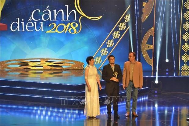 Posponen anuncio del premio nacional del cine vietnamita 2020 por COVID-19 hinh anh 1