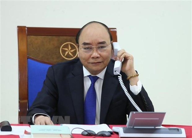 Vietnam comprometido a suministrar materiales sanitarios a Australia hinh anh 1
