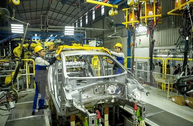 Indonesia prepara paquetes de apoyo economico para industria automotriz hinh anh 1