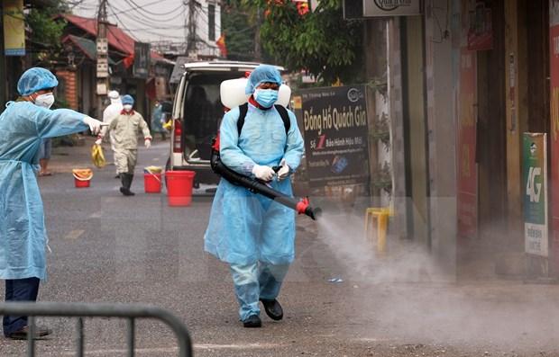 Vietnam sin nuevos casos de COVID-19 en las ultimas 24 horas hinh anh 1