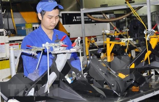 Mayoria de empresas vietnamitas desplegaron politica de apoyo al contingente laboral hinh anh 1