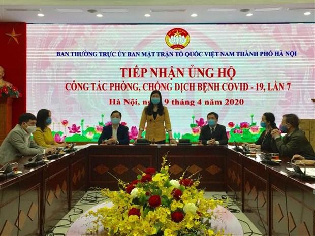 Hanoi apoya a provincias en Delta de Mekong en lucha contra salinizacion hinh anh 1