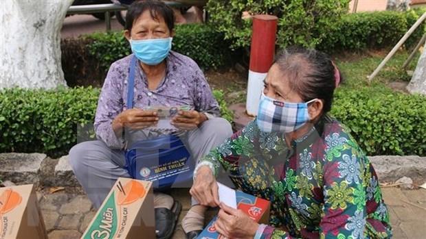 Gobierno de Vietnam emite resolucion sobre asistencia a personas afectadas por el COVID-19 hinh anh 1