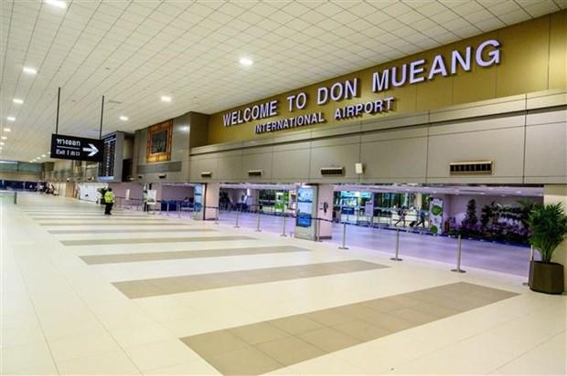 Tailandia desarrollara instalaciones aeroportuarias a pesar de pandemia hinh anh 1