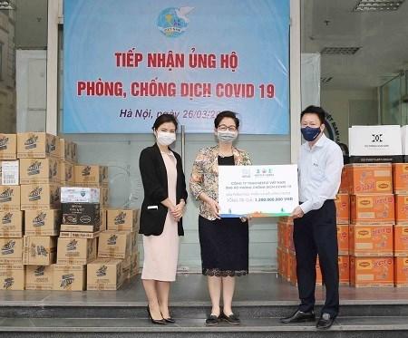 Apoya Nestle Vietnam la lucha antiepidemica con mas de 515 mil dolares hinh anh 1