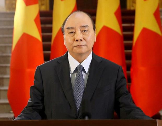 Insta premier de Vietnam a expatriados a seguir uniendose a los esfuerzos de la nacion en el combate antiepidemico hinh anh 1