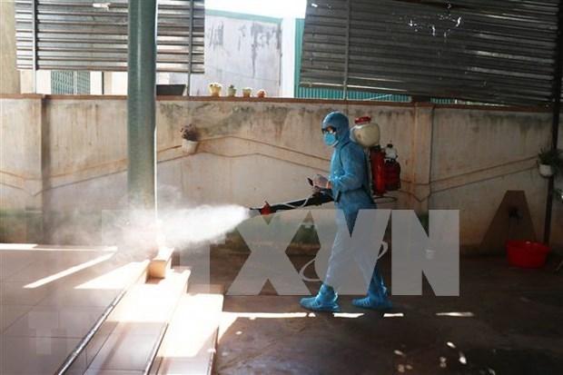 Entidades internacionales piden tomar modelo antiepidemico de Vietnam como ejemplo hinh anh 1