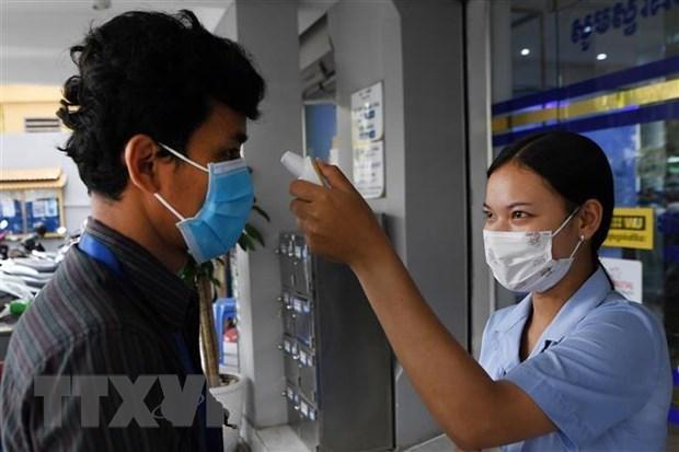Reporta Camboya dos casos mas de COVID-19 hinh anh 1