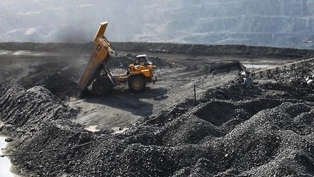 Mineria de carbon, motor principal del crecimiento economico de provincia de Quang Ninh hinh anh 1