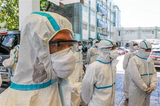 Filipinas amplia pruebas del COVID-19 en Manila hinh anh 1