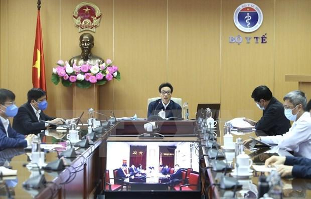 Vietnam mantendra normas estrictas para prevenir resurgimiento de epidemia hinh anh 1