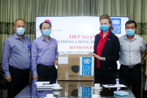 PNUD apoya a Vietnam en lucha antiepidemica hinh anh 1