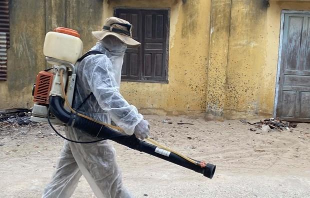 Confirman un nuevo caso de coronavirus en Vietnam hinh anh 1