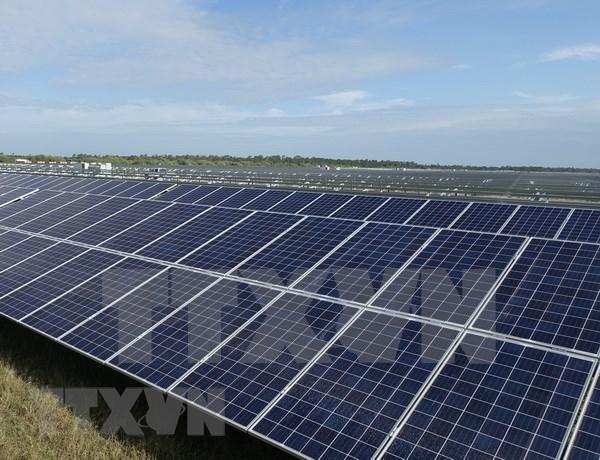 Aumenta rendimiento de energia solar en Vietnam durante el primer trimestre hinh anh 1